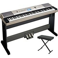Yamaha Ypg-535 88-Key Portable Grand Piano  ...