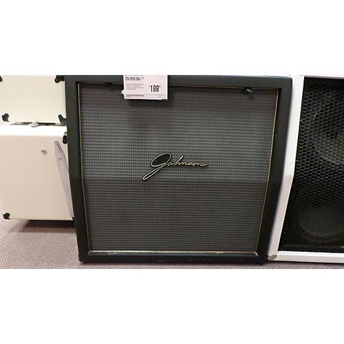 Johnson J412V SLANT Guitar Cabinet