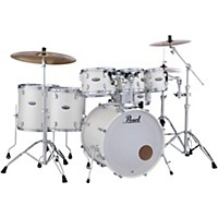 Pearl Decade Maple 7-Piece Shell Pack White  ...