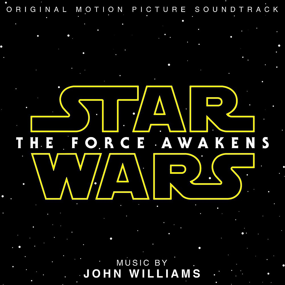 Universal Music Group Soundtrack Star Wars:The Force Awakens [Lp] 1500000020899