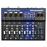 Vocopro Wirelessmix-2 All-In-One Live Sound Karaoke Mixer