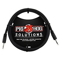 Pig Hog Solutions 3.5Mm Trs To 3.5Mm Trs  ...