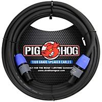 Pig Hog Speaker Cable Spkon To Spkon (100  ...
