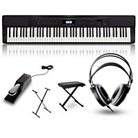 Casio Privia Px-350 Digital Piano Black With  ...