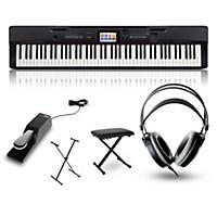 Casio Cgp-700Bk Digital Compact Grand Piano  ...