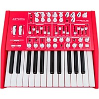 Arturia Minibrute Analog Synthesizer Red Edition Red