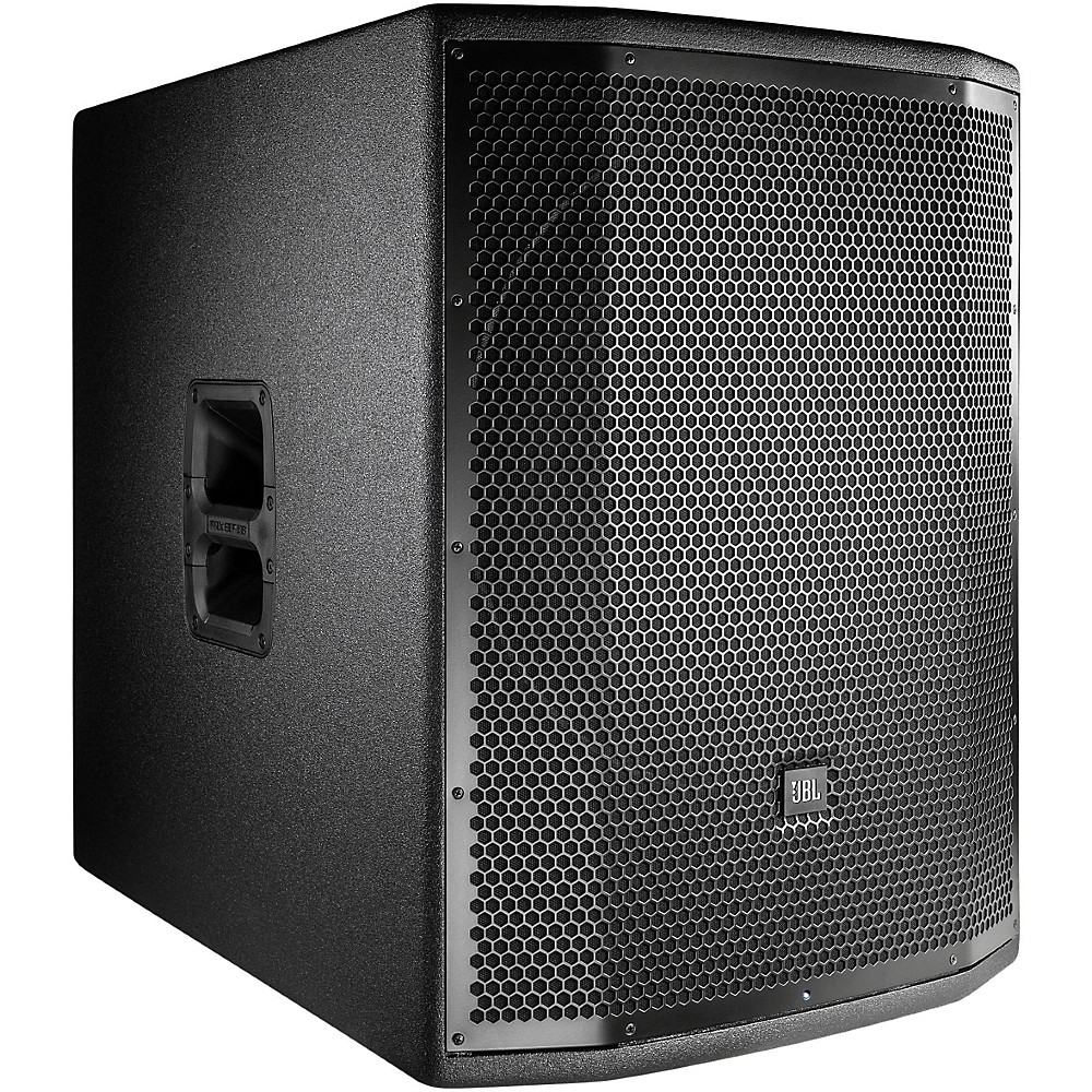 """Powered 18"""""""" Self-Powered Extended Low-Frequency Sub - JBL PRX818XLFW"""