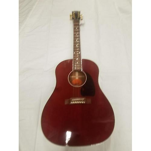 used gibson j45 custom shop acoustic electric guitar guitar center. Black Bedroom Furniture Sets. Home Design Ideas