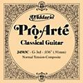 D'Addario J45 G-3 Pro-Arte Clear Normal Single Classical Guitar String thumbnail