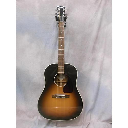 Gibson J45 Standard Vintage Sunburst Acoustic Electric Guitar