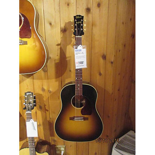 used gibson j45 tv true vintage acoustic guitar guitar center. Black Bedroom Furniture Sets. Home Design Ideas