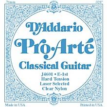 D'Addario J46 E-1 Pro-Arte Clear Hard Single Classical Guitar String