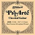 D'Addario J46 E-6 Pro-Arte SP Hard Single Classical Guitar String thumbnail