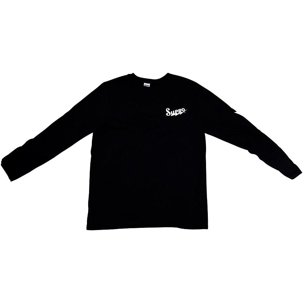 Supro Long Sleeve Bolt T-Shirt Medium 1500000030637