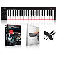 Nektar Se49 49-Key Usb Midi Keyboard Controller Packages  Recording Package
