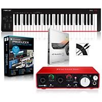 Nektar Se49 49-Key Usb Midi Keyboard Controller Packages  Intermediate Production Package
