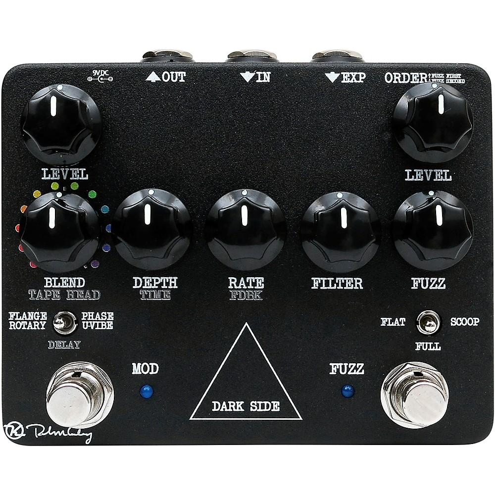 Keeley Dark Side Workstation Analog Multi-Effects Pedal