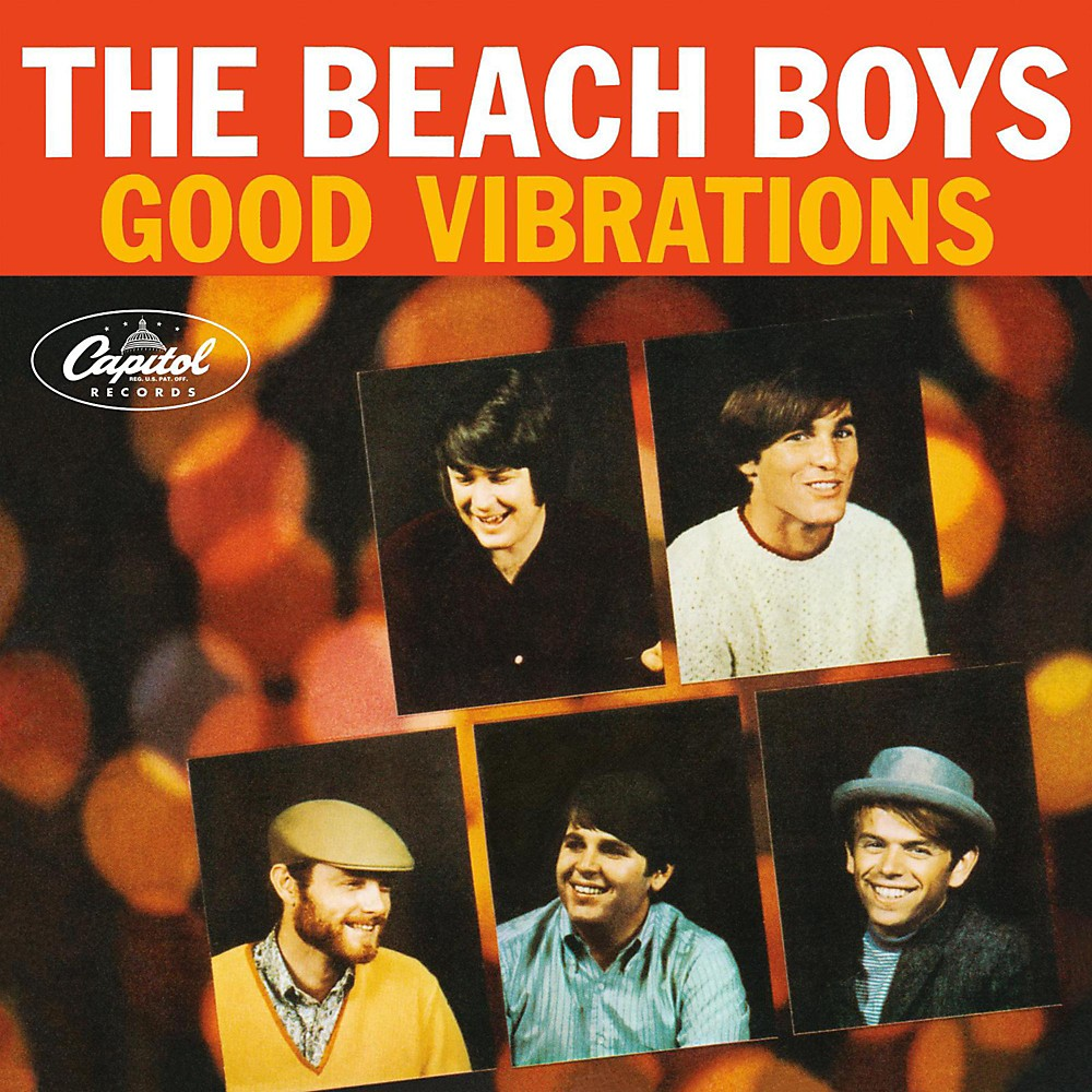 Universal Music Group The Beach Boys - Good Vibrations [50th Anniversary][LP] 1500000032859