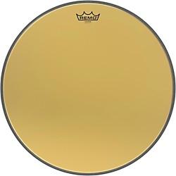 Remo Ambassador Starfire Gold Bass Drumhead 18 In.