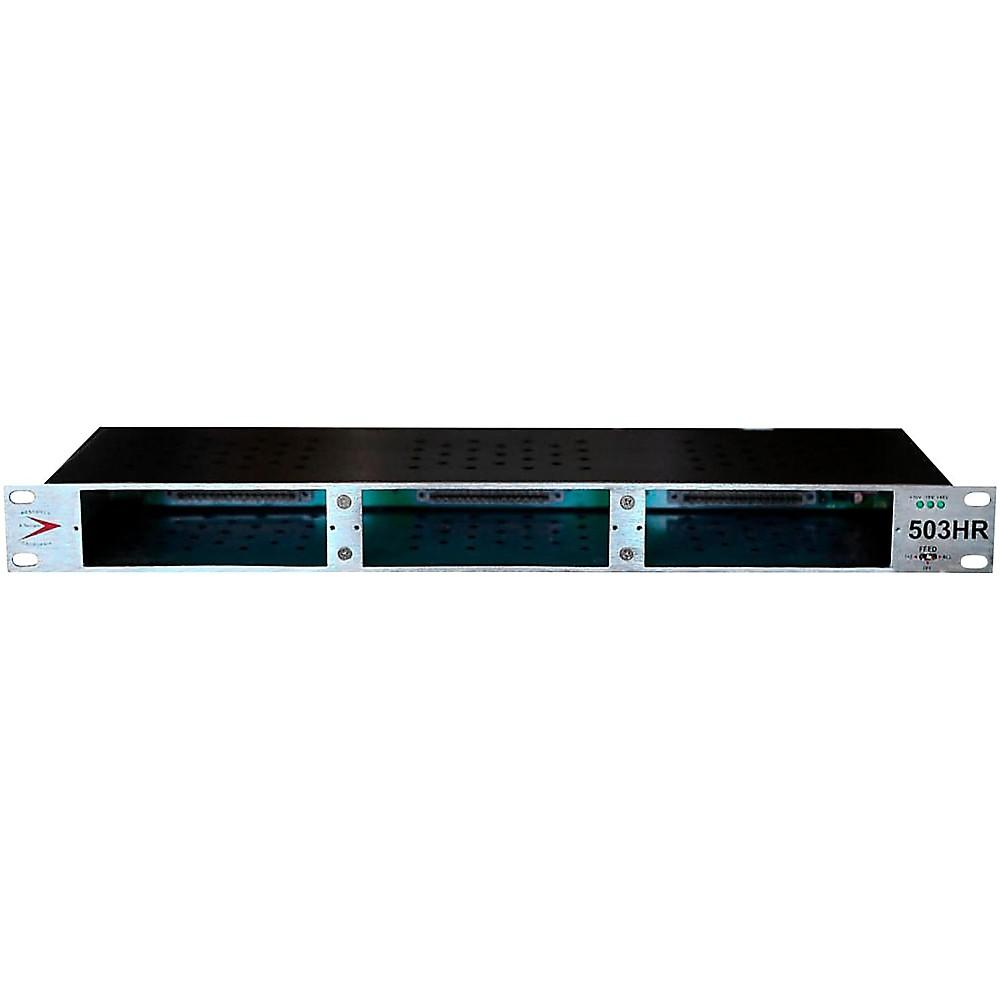 A Designs 503Hr 500-Series 3-Slot Rack