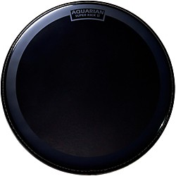 Aquarian Reflector Series Super Kick Ii Bass Drum Head 26 In.