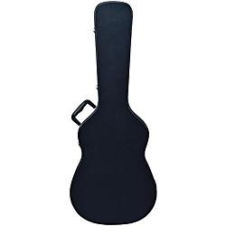 Wolfpak Guitar Case Hs Classic Fits Most 4/4 Nylon Stg Guitars Black Black