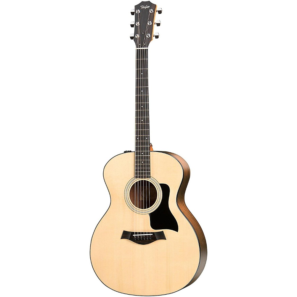 Taylor 100 Series 2017 114E Grand Auditorium Acoustic-Electric Guitar Natural