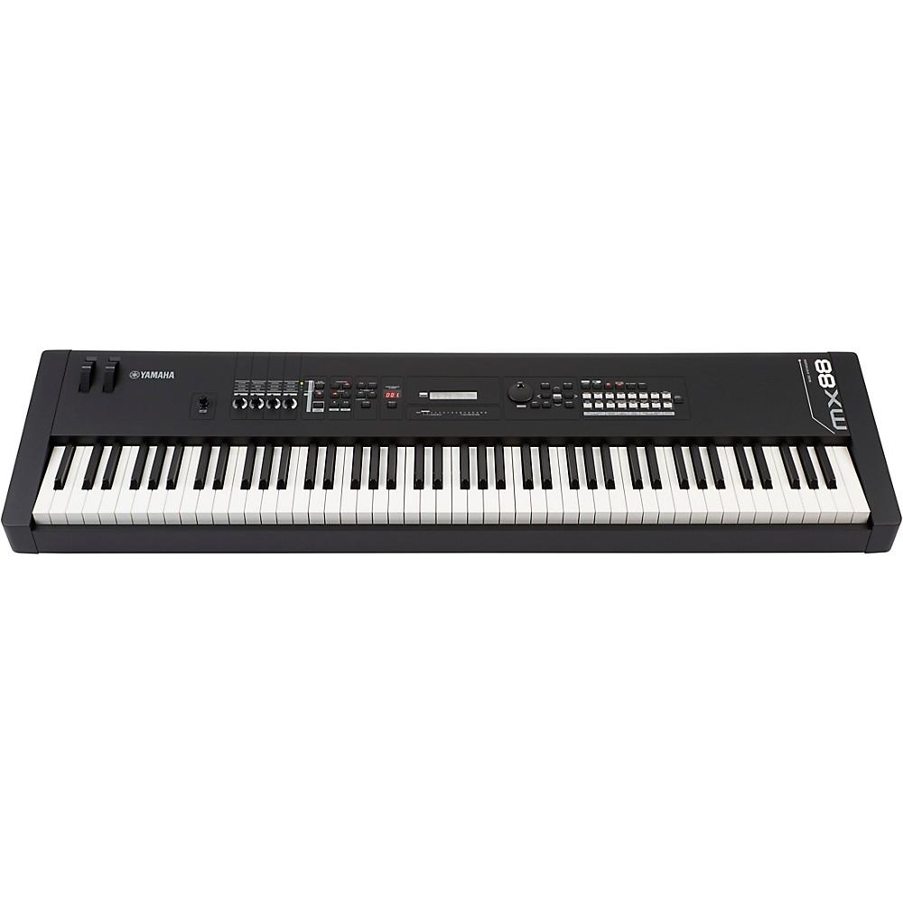 Yamaha Mx88bk Music Synthesizer Black