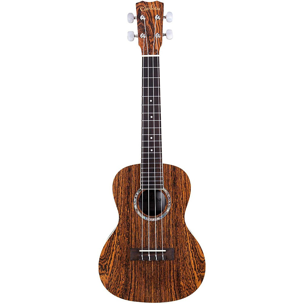 Cordoba 15Tb-E Bocote Tenor Acoustic-Electric Ukulele Natural