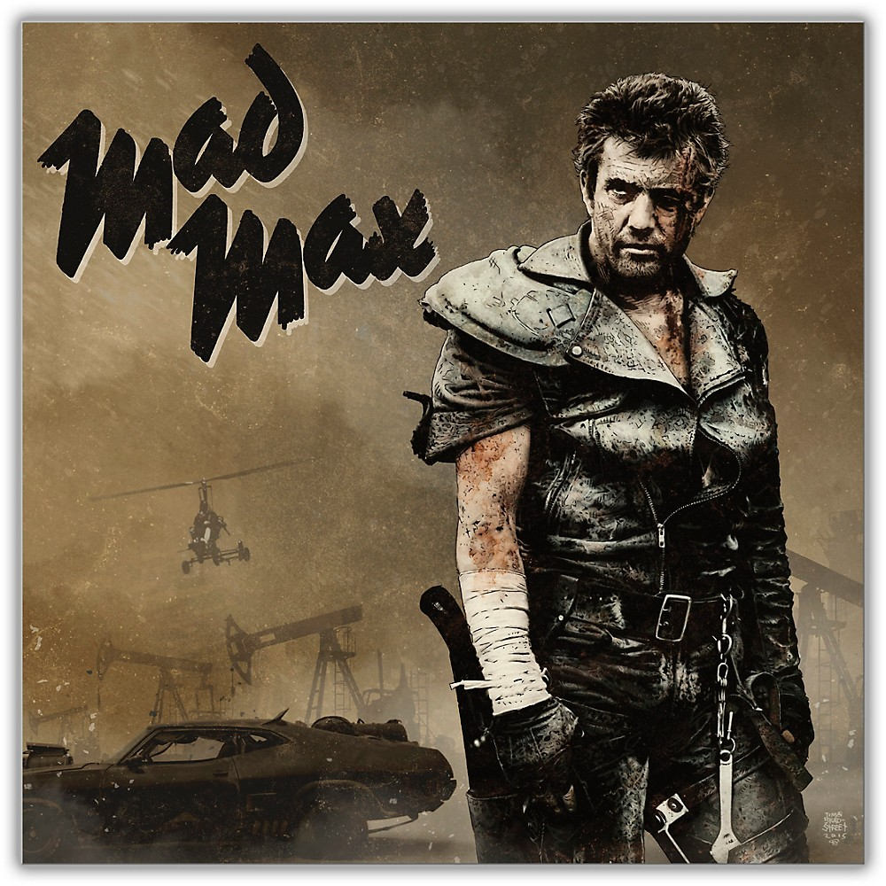 Universal Music Group Various Artists The Mad Max Trilogy [Vinyl 3 Lp] 1500000046454