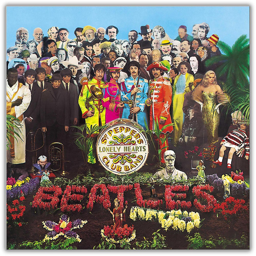 Universal Music Group The Beatles - Sgt. Pepper's Lonely Hearts Club Band 2 LP Anniversary Edition 1500000052932