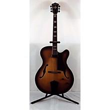 Washburn J600k Hollow Body Electric Guitar