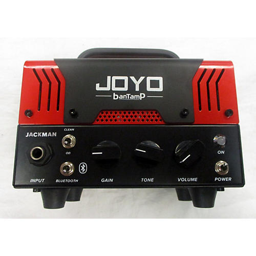 used joyo jackman mini tube tube guitar amp head guitar center. Black Bedroom Furniture Sets. Home Design Ideas