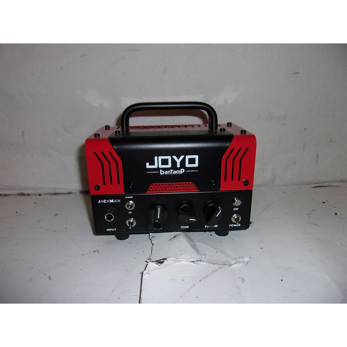 Joyo JACKMAN Tube Guitar Amp Head