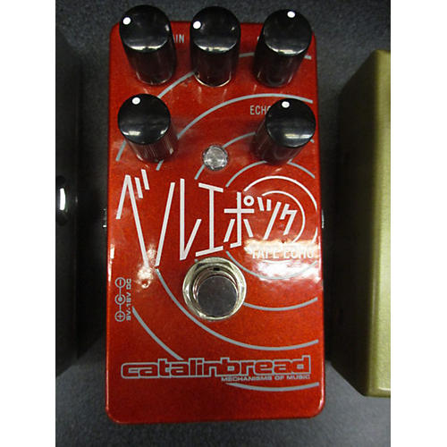 Catalinbread JAPANESE BELLE EPOCH Effect Pedal