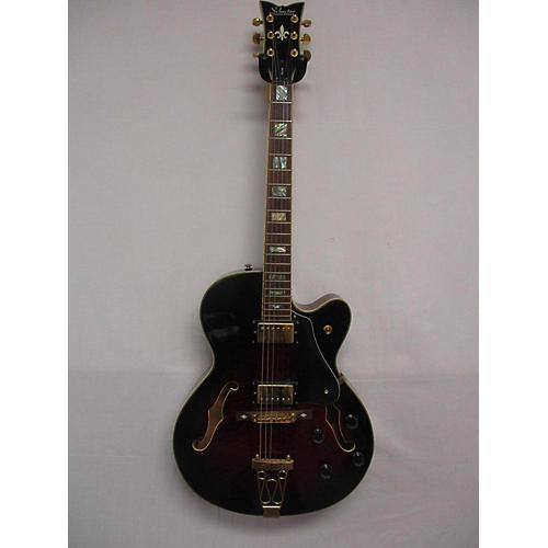 Schecter Guitar Research JAZZ 6 ELITE Hollow Body Electric Guitar