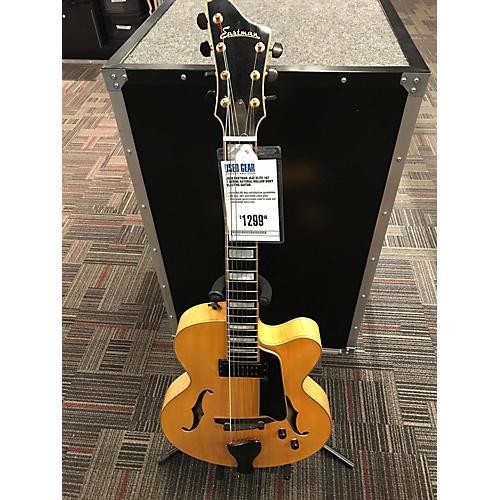 used eastman jazz elite 167 7 string hollow body electric guitar guitar center. Black Bedroom Furniture Sets. Home Design Ideas