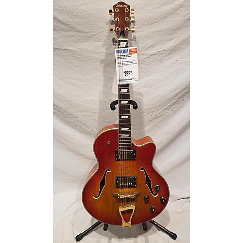 Johnson JAZZ STYLE Hollow Body Electric Guitar
