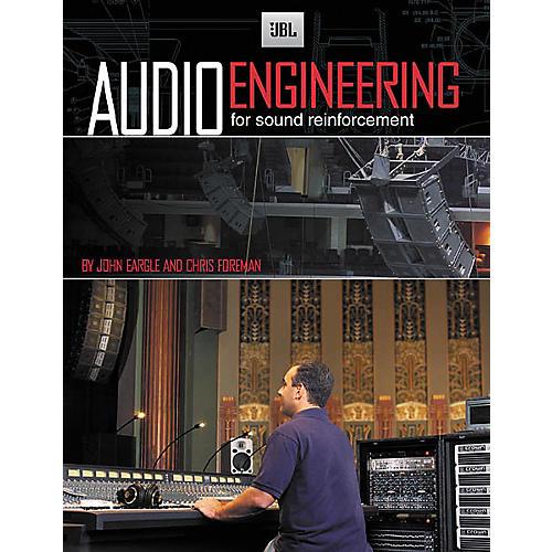 Hal Leonard JBL Audio Engineering for Sound Reinforcement Book