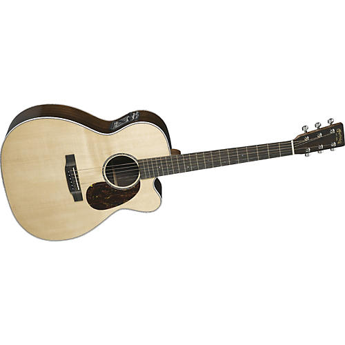 Martin JC-16RE Aura Acoustic-Electric Guitar