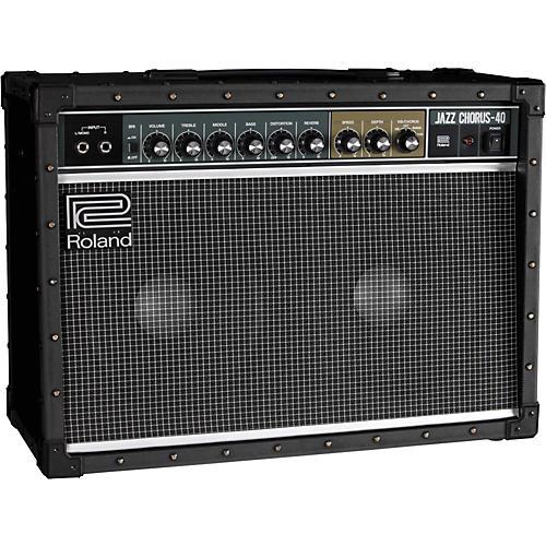 Roland Jc 40 40w 2x10 Jazz Chorus Guitar Combo Amp Guitar Center