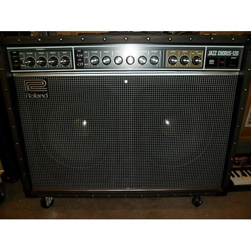 Roland JC120 Jazz Chorus 2x12 Guitar Combo Amp