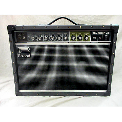 Roland JC40 JAZZ CHORUS Guitar Combo Amp