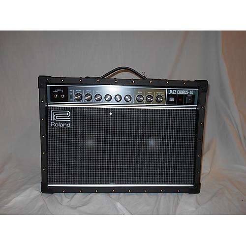 used roland jc40 jazz chorus keyboard amp guitar center. Black Bedroom Furniture Sets. Home Design Ideas