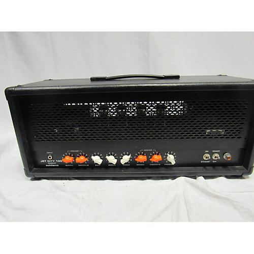 used jet city amplification jca100hd 100w tube guitar amp head guitar center. Black Bedroom Furniture Sets. Home Design Ideas