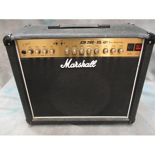 Marshall JCM 2000 DSL 401 Tube Guitar Combo Amp