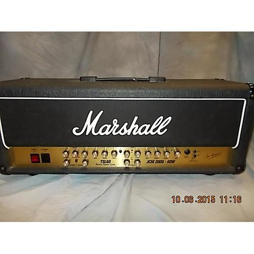 Marshall JCM 2000 TSL 60 Triple Super Lead Tube Guitar Amp Head