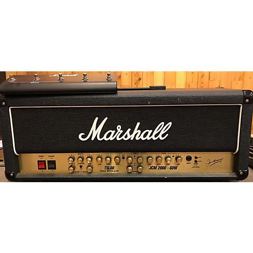 used marshall jcm 2000 tsl60 tube guitar amp head guitar center. Black Bedroom Furniture Sets. Home Design Ideas
