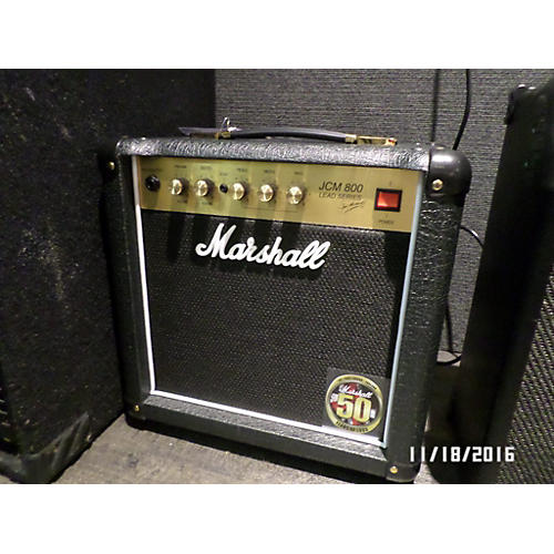 Marshall JCM1C 50th Anniversary 1980S Era 1W Tube Guitar Combo Amp