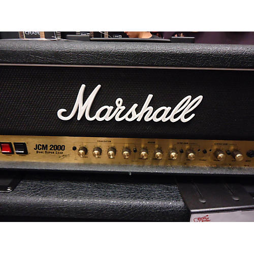 Marshall JCM2000 DSL50 50W Solid State Guitar Amp Head
